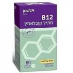 Витамин В12 метилкобаламин Altman Vitamin B12 60 табл.