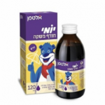 Зимний противопростудный напиток для детей, Altman Yomi Winter beverage 120 ml