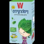 Чай детский с мятой Wissotzky Children's tea with mint Wissotzky 20 пак