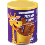 Шоколад горячий Суперсаль Cocoa powder with sugar Shufersal 500 гр