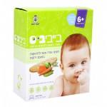 Печенье из рисовой муки для детей от 6 месяцев овощи  24 шт