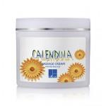 Calendula Massage Cream For Face and Body - Массажный крем для лица и тела Календула 250 мл