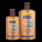Солнцезащитный лосьон для детей SPF 50 Dr. Fischer 250 ml