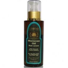 Серум с аргановым маслом для волос, Aroma Dead Sea Argan Oil Hair Serum 100 ml