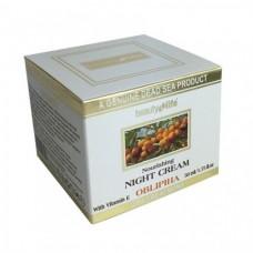 Питательный ночной крем с облепиховым маслом, Beauty Life Oblipiha Nourishing Night Cream 50 ml