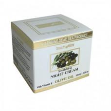 Питательный ночной крем с оливковым маслом, Beauty Life Nourishing Night Cream with Olive oil 50 ml