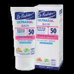 Детский солнцезащитный крем для лица Dr. Fischer Ultrasol Baby Face Cream SPF 50 50 мл