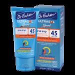 Солнцезащитный крем для лица для спортсменов, Dr. Fischer Ultrasol Sport Sport Face Cream SPF 45 50 ml
