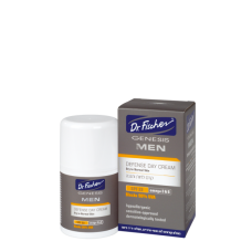 Защитный дневной крем для лица для мужчин Dr. Fischer Genesis Men Defense Day Cream SPF 33 50 мл