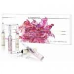 Christina Muse Cell Shield Ampoules Kit Набор ампул дневных и ночных сывороток для кожи 10*2 мл