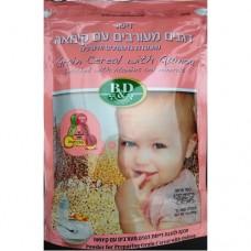 Безмолочная каша из киноа и различных зерновых, Porrige Grain cereal with Quinoa Better&Different 200g