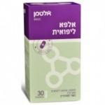 Альфа-липоевая кислота Altman Alpha Lipoic 600 мг 30 капсул