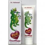 Зубная паста для детей с алоэ Доктор Мелумад Clean & Happy Tutti for children with Aloevera Dr. Melumad 100 мл