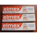 Детская зубная паста Элмекс для детей 2-6 лет Toothpaste Elmex Infants (Ages 2-6) 75 мл