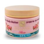 Ароматический скраб для тела, Health&Beauty Aromatic Body Scrub Роза (Rose) 450 gr