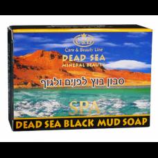Грязевое мыло для лица и тела, Face & Body Solid Mud Soap Care & Beauty Line 125g
