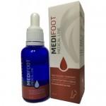 Противогрибковые капли для ногтей, MediFoot Antifungal Drops 1+1