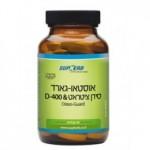 Кальций цитрат с витамином Д для костей, Supherb Osteo Guard 90 tab