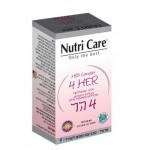 Витамины для укрепления волос, Nutri Care 4 Her Vitamins for strengthening hair 60 таблеток