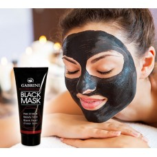 Черная маска-пленка от черных точек, Gabrini Black Mask Acne Purifying Blackhead Remover 60 ml