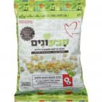 Воздушные палочки из кунжута, риса и кукурузы Оранжевые Витамины, Ktamtaminim tahini rice & corn snack 45 g