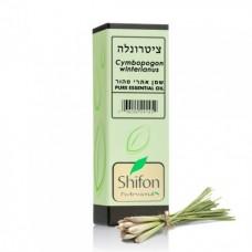 Эфирное масло цитронеллы, Essential oil Citronella (Cymbopogon winterianus) Shifon 10 ml