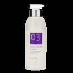 Крем для вьющихся волос 03, Hair Cream Curly Hair 03 Biotop 500 ml