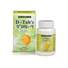 Витамин Д3 400 IU, Floris Vitamin D3 400 IU 90 tab.
