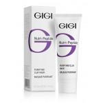 """GIGI """"NUTRI-PEPTIDE"""" - Purifying Clay Mask Oily Skin (Пептидная очищающая глиняная маска) 200 мл"""