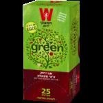 Зеленый чай масала Wissotzky Green Tea Chai Masala Wissotzky 25 пак*1.5 гр
