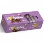 Натуральная халва с лесными орехами батончики Баракэ Halva Barake with pistachios bars 10*20г