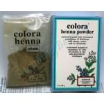 Натуральная окрашивающая хна для волос Color Henna, 60 г