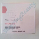 Holy Land Vitalise Moisturizing Cream with Hyaluronic Acid - Увлажняющий Дневной Крем с Гиалуроновой кислотой 50 мл