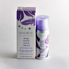 Pearl White Alpha Cream — жемчужный подтягивающий крем 50  мл