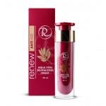 Aqua Vital Revitalizing cream Антивозрастной солнцезащитный увлажняющий крем 250 мл