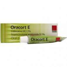 ORACORT E 5 грамм