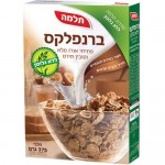 Хлопья шоколадные безглютеновые Тельма, Cereal chocolate-gluten free Telma 375 gr