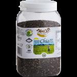 "Органические семена чиа Твуот, Organic Chia Seeds ""Tvuot"" 300 gr"