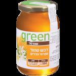 """Органический цитрусовый мед Грин, Organic Citrus honey """"Green"""" 500 gr"""