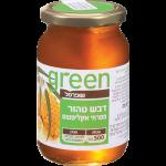 """Органический эвкалиптовый мед Грин, Organic Eucalyptus honey """"Green"""" 500 gr"""