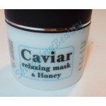 Caviar Relaxing mask with honey Маска с медом и икрой SR Cosmetics 250 ml