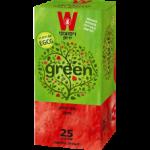 Зеленый чай с клубникой Wissotzky Strawberry Green Tea Wissotzky 25 пак*1.5 гр