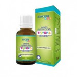 Пробиотик в каплях для младенцев и детей Supherb Biotikid 8 мл