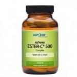 Активный не кислый витамин С Supherb Ester C Complex 500 Mg 90 табл