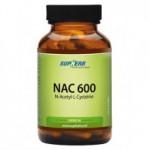 Ацетилцистеин (против кашля, гепатопротектор) Supherb Nac 600 60 капс.